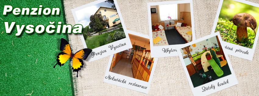 Penzion Vysočina